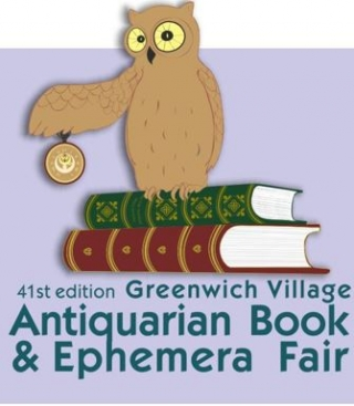 Greenwich Village Antiquarian Bookfair