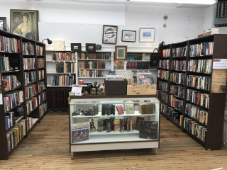 Brick & Mortar Presence for Brenner's Collectable Books
