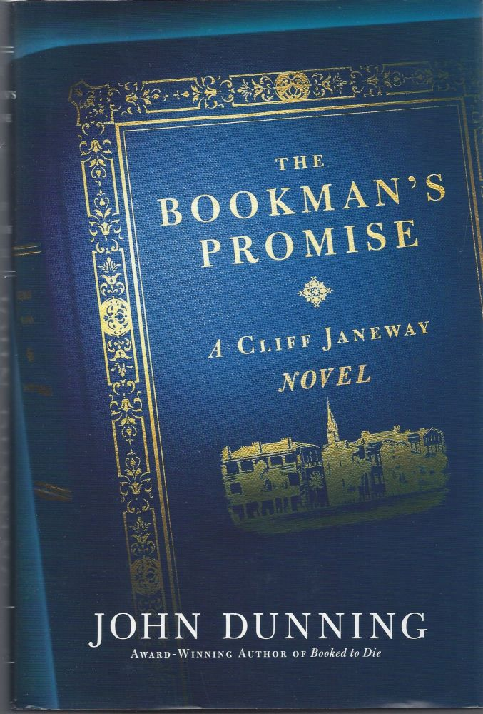 The Bookman's Promise. John Dunning.