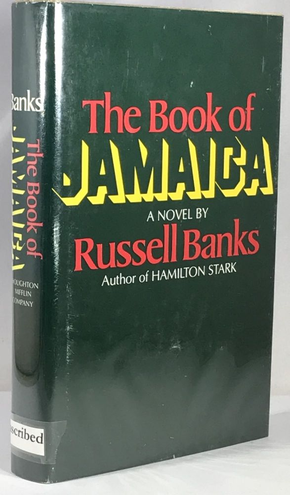 The Book of Jamaica. Russell Banks.
