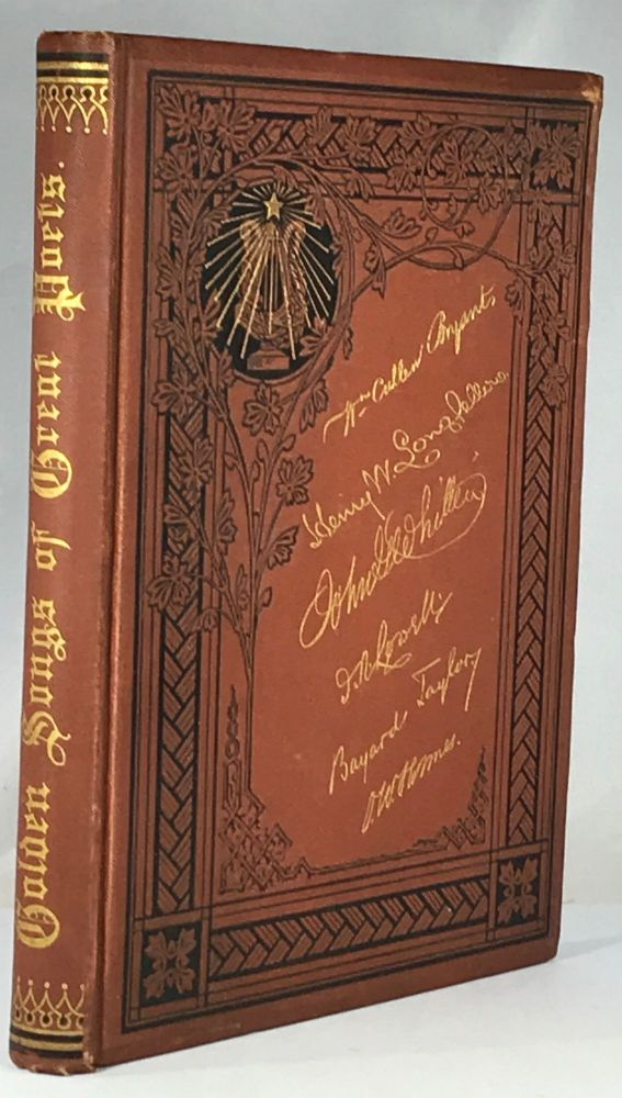 Golden Songs of Great Poets. Henry W Longfellow, William Cullen Bryant, Oliver Wendell Holmes.