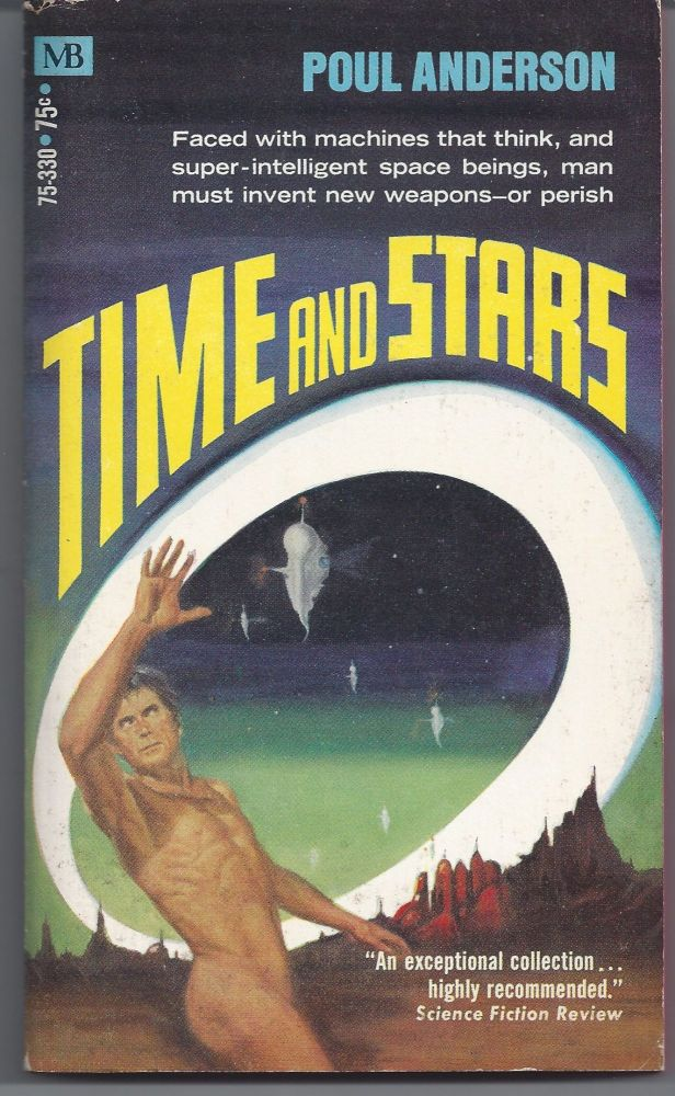 Time and Stars. Poul Anderson.