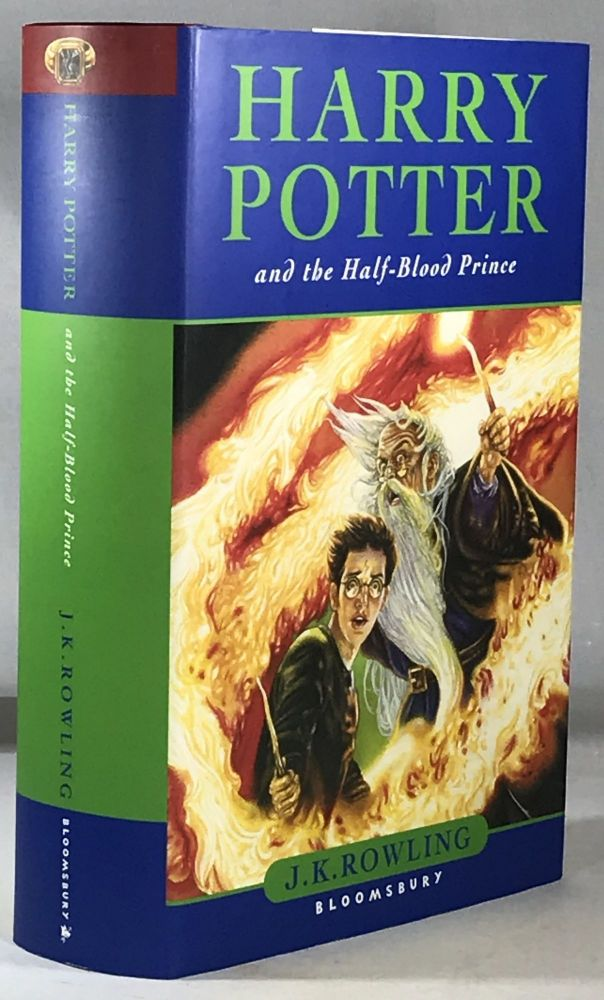 Harry Potter and the Half-Blood Prince. J. K. Rowling.