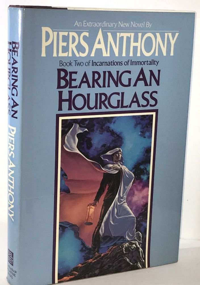 Bearing an Hourglass. Piers Anthony.