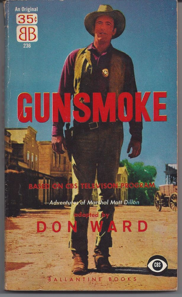 Gunsmoke. Don Ward.
