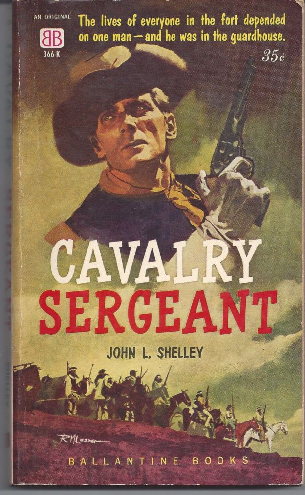 Cavalry Sargeant. John L. Shelly.