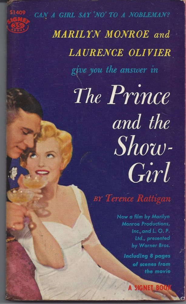 The Prince and the Showgirl. Terence Rattigan.