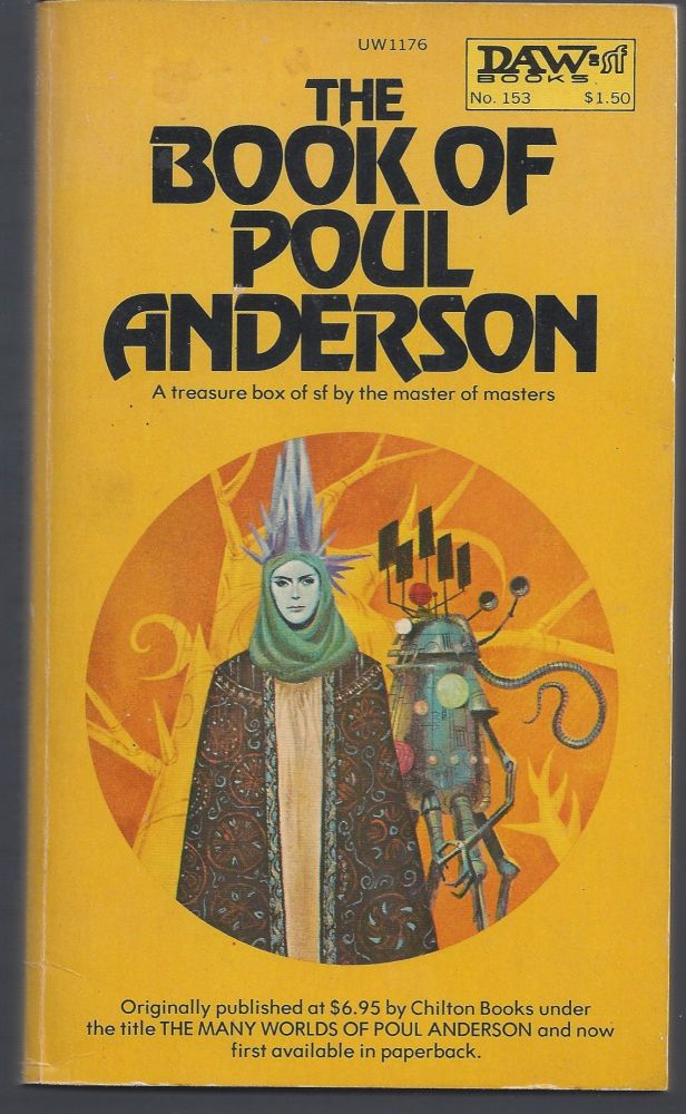 The Book of Poul Anderson. Poul Anderson.