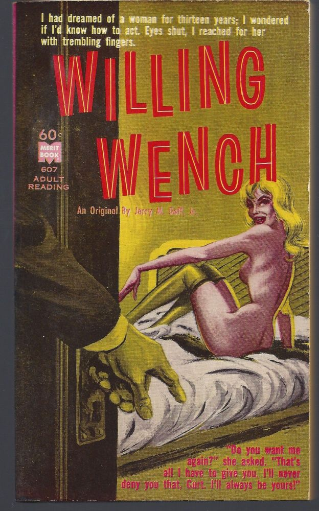 Willing Wench. Jerry M. Jr Goff.