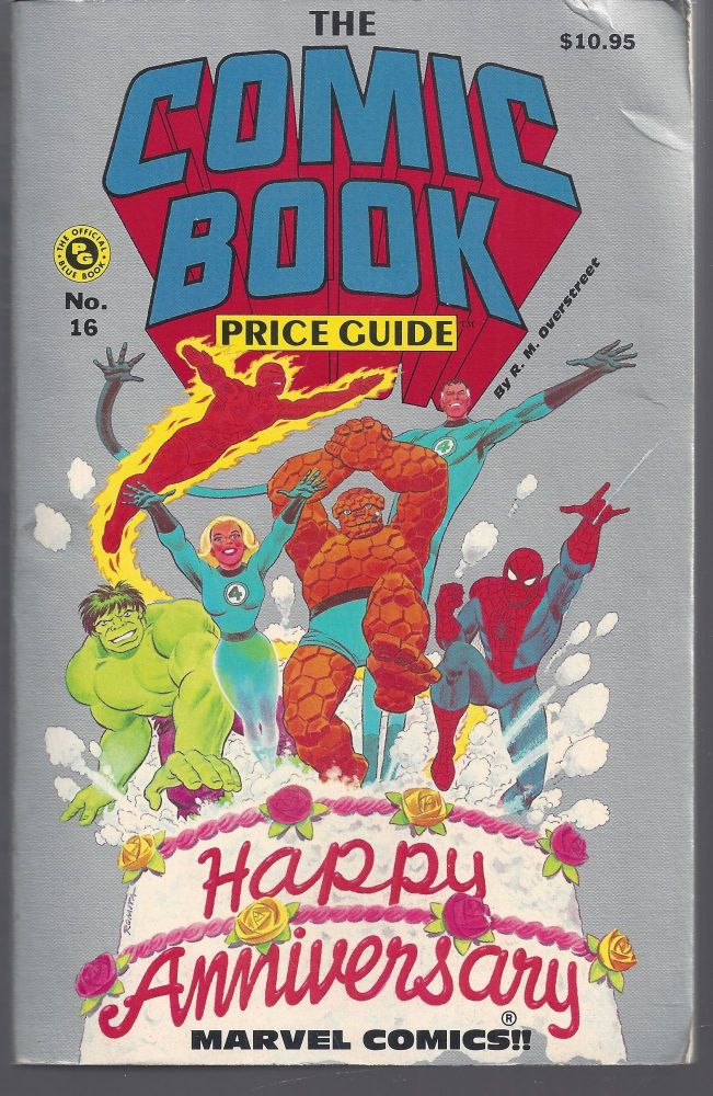 The Comic Book Price Guide #16 (Official Overstreet Comic Book Price Guide)