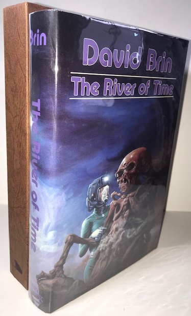The River of Time. David Brin.