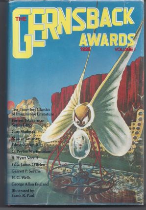 The Gernsback Awards. ForrestJ Ackerman