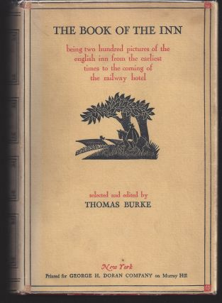 The Book of the Inn. Thomas Burke