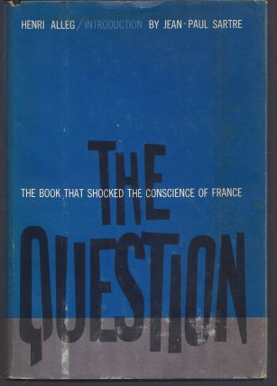 The Question. Henri Alleg