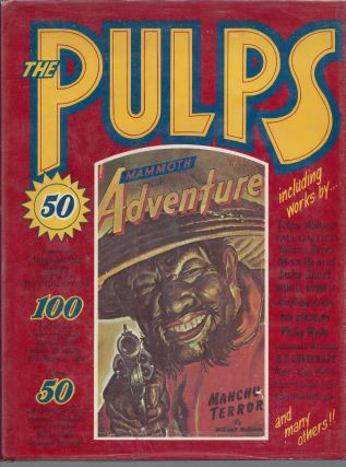 The Pulps. Tony Goodstone