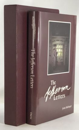 The Jefferson Letters. John Ballinger