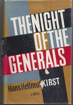 The Night of the Generals. Hans Hellmut Kirst