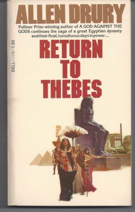 Return to Thebes. Allen Drury