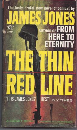 The Thin Red Line. James Jones