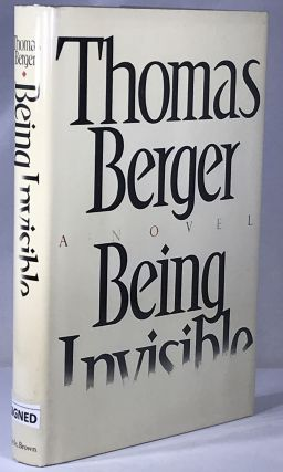 Being Invisible. Thomas Berger
