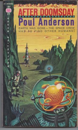 After Doomsday. Poul Anderson