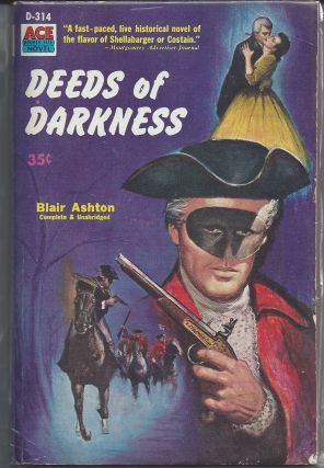 Deeds of Darkness. Blair Ashton