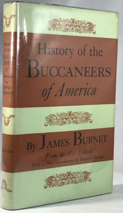 History of the Buccaneers of America. James Burney