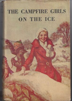 The Campfire Girls on the Ice; Or the Mystery of a Winter Cabin. Marion Davidson