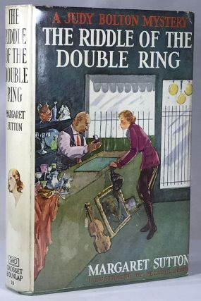 The Riddle of the Double Ring (Judy Bolton Mystery #10). Margaret Sutton