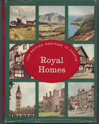 Royal Homes. Ivor Brown
