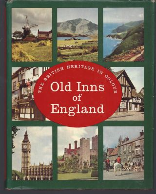 Old Inns of England. William Gaunt