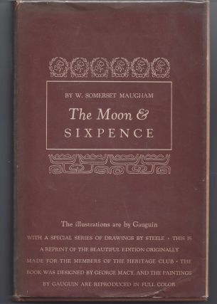 The Moon & Sixpense. W. Somerset Maugham