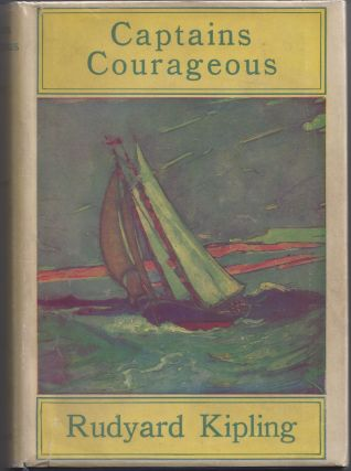 Captains Courageous. Rudyard Kipling