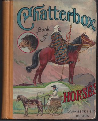 The Chatterbox Book of Horses