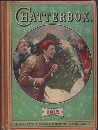 Chatterbox 1916