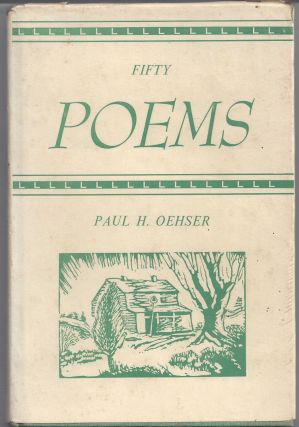Fifty Poems. Paul H. Oehser