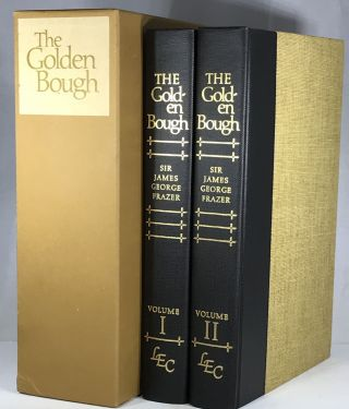 The Golden Bough. Sir James George Frazer