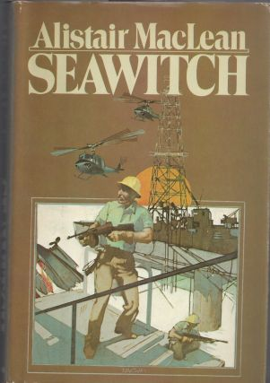 Seawitch. Alistair MacLean