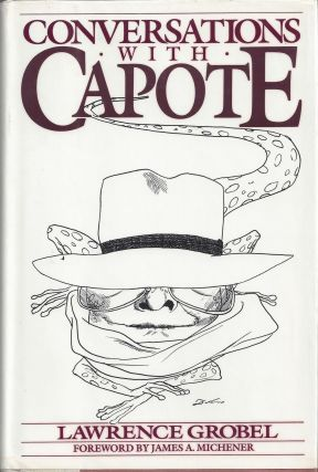 Conversations with Capote. Lawrence Grobel