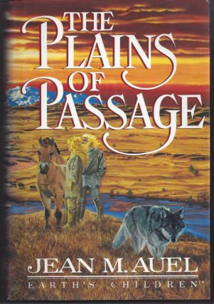 The Plains of Passage. Jean Auel