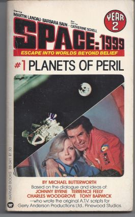 Planets of Peril (Space: 1999 Year 2, No 1). Michael Butterworth