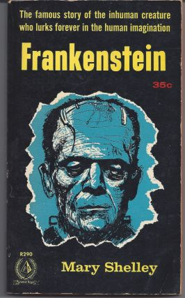 Frankenstein. Mary Shelley