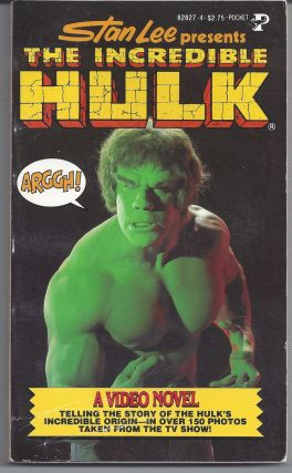 Stan Lee Presents The Incredible Hulk : A Video Novel. Roy Thomas