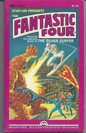 Stan Lee Presents The Fantastic Four. Stan Lee, Jack Kirby