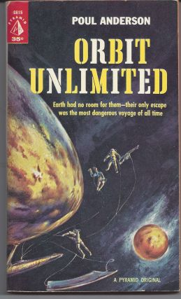Orbit Unlimited. Poul Anderson