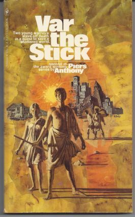 Var the Stick. Piers Anthony