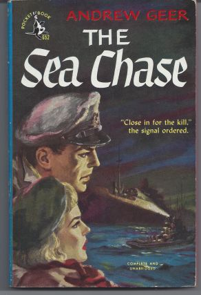 The Sea Chase. Andrew Geer