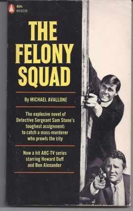 The Felony Squad. Michael Avallone