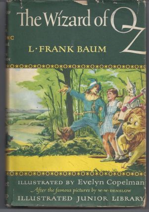 The Wizard of Oz. Frank L. Baum
