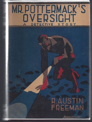 "Mr. Pottermack""s Oversight. R. Austin Freeman"